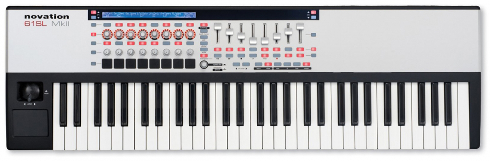 Novation SL MKII MIDI-клавиатура.jpg